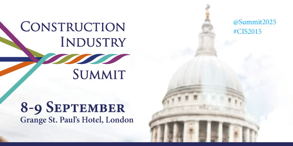 Construction Industry Summit 2015