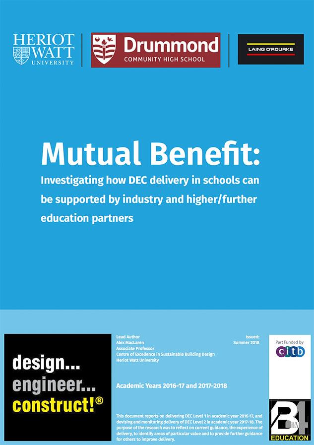 Heriot Watt University Mutual Benefit Report