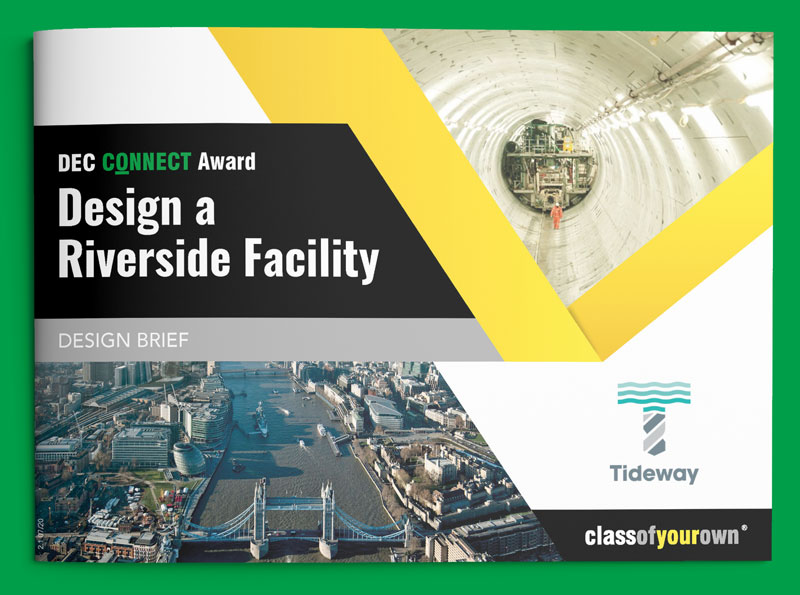 DEC Connect Award - Riverside Facility design brief cover