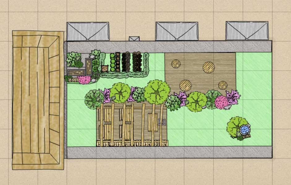 DEC Level 1 - Landscape design