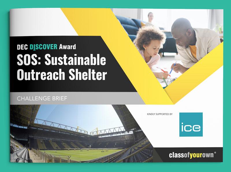 DEC Discover Award SOS Challenge cover